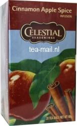 cinnamon apple spice herb tea