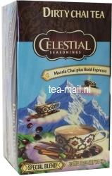 dirty chai tea