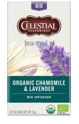organic chamomile & lavender