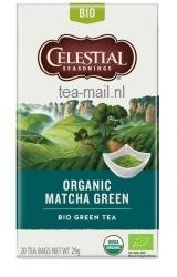 organic matcha green