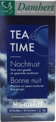 tea time goede nachtrust thee
