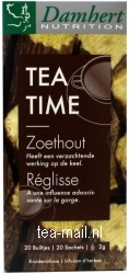 tea time zoethout thee