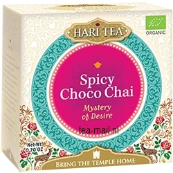 spicy choco chai      mystery of desire