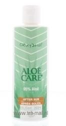 aloë care after sun
