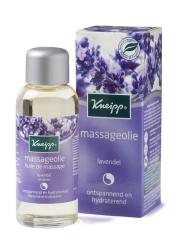 massage olie lavendel  pure ontspanning