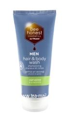 hair & body wash men verveine