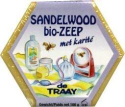 Traay zeep sandelwood bio