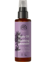 body olie soothing lavender
