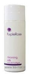 purple rose cleansing milk