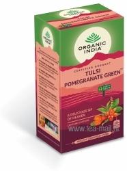 tulsi pomegranate green thee bio