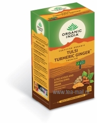 tulsi turmeric ginger thee bio