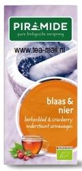 blaas en nier kruiden thee