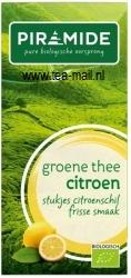 groene thee citroen