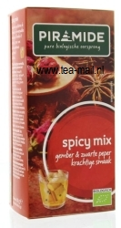 spicy mix thee