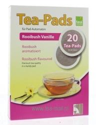 rooibos vanille tea pads