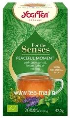 tea for the senses peaceful moment